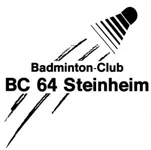 Logo BC 64 Steinheim e.V.